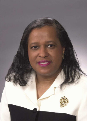 Photograph of Bonita V. Saunders